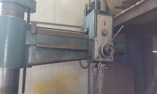 Vertical Drill Machine