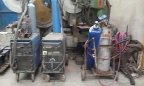 Welding Machineries